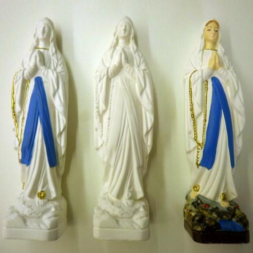 La fabrique nos produits statues religieuses for Statue vierge marie pour exterieur
